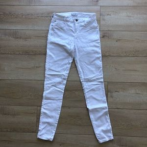 GUESS stretch jeans white
